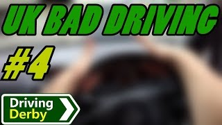 Derby United Kingdom  City new picture : UK Bad Driving (Derby) #4