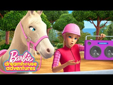 """Barbie France 💖""""Duchesse"""" 💖Barbie Dreamhouse Adventures - épisode 10 💖Dessins animés"""