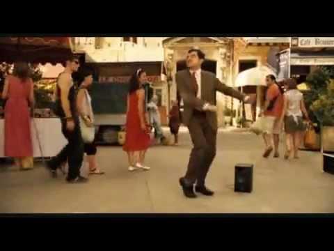 Điệu nhảy hài hước nhất của Mr Bean