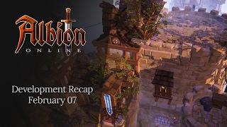 Видео к игре Albion Online из публикации: Города в Albion Online станут уникальными