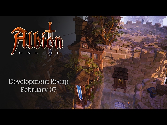 Albion Online | Development Recap (February 7)
