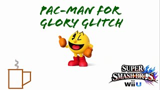 The Pac-Man Glitch with Fixed Audio! (Sorry Guys)