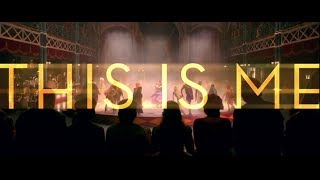 Video The Greatest Showman - This Is Me [Official Lyric Video] MP3, 3GP, MP4, WEBM, AVI, FLV Mei 2018