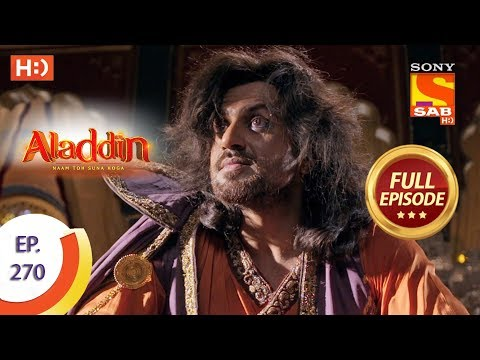 Aladdin - Ep 270 - Full Episode - 28th August, 2019