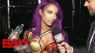 Nonton Sasha Banks Is Ready To Become A Four Time Raw Women S Champion  Raw Fallout  July 3  2017 Film Subtitle Indonesia Streaming Movie Download