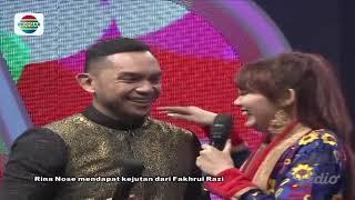 Video Di Kasih Kejutan, RINA NOSE Nggak Berani Liat Fakhrul Razi MP3, 3GP, MP4, WEBM, AVI, FLV Oktober 2018