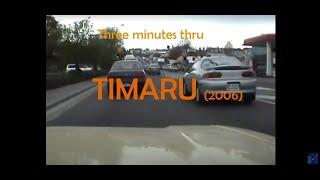 Timaru New Zealand  city photo : Three Minutes Thru Timaru , New Zealand (timelapse)