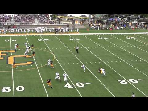 Chris Denton 65-yard punt return for TD at Franklin