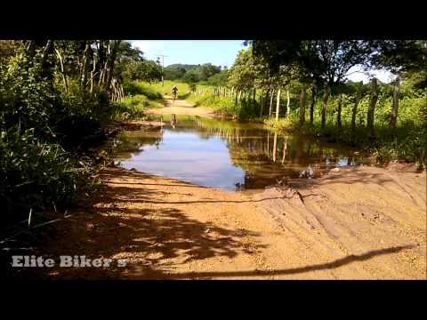 Parte do circuito do pedal dos Brutos - 3ª Etapa - Santo Estevão,dia 04 de Outubro