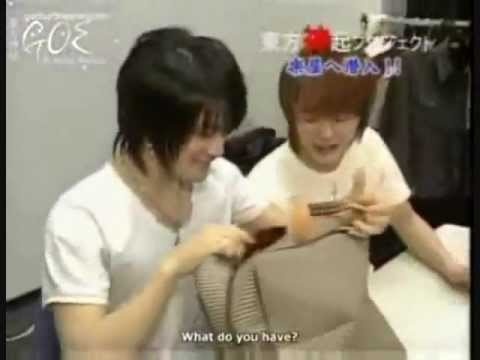 [eng Sub] What's Inside Jaejoong's Bag?