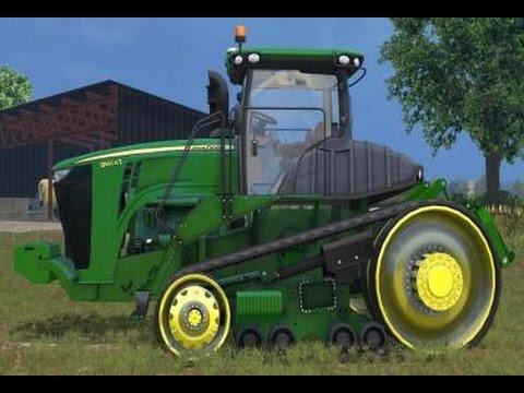 John Deere 9560RT v2.0
