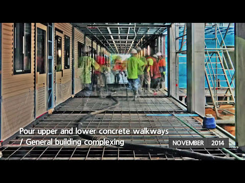 Ausco Modular - Dale Christian School - modular build project