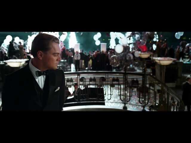 Anteprima Immagine Trailer Il grande Gatsby