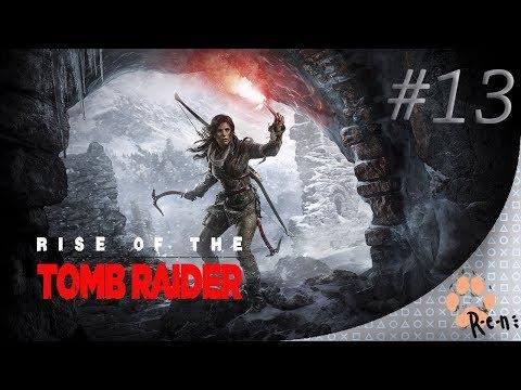 Rise of the Tomb Raider CZ stream