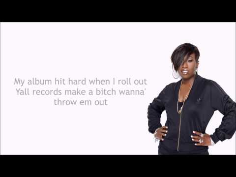 Missy Elliot - I39m Really Hot Lyrics Video