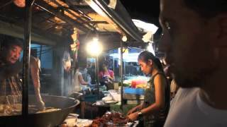 Suratthani Thailand  city photos : Night Market- Surat Thani, Thailand