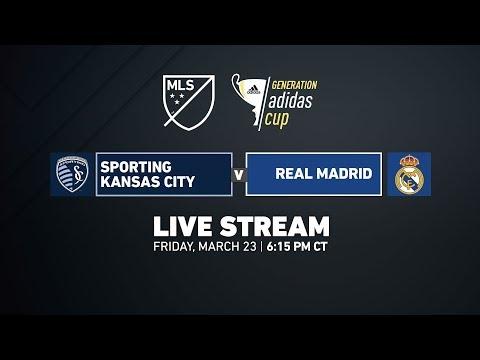 Sporting KC vs Real Madrid - Champions Division | 2018 Gene… видео