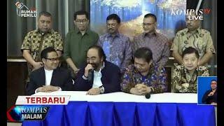 Video Pertemuan Ketum Parpol Koalisi Pendukung Jokowi-Ma'ruf MP3, 3GP, MP4, WEBM, AVI, FLV Juli 2019