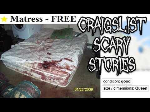 5 CRAIGSLIST SCARY STORIES