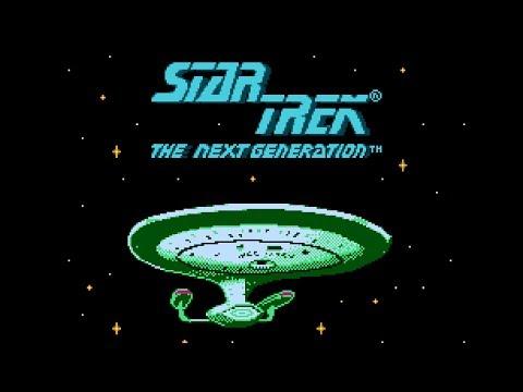 Star Trek : The Next Generation NES