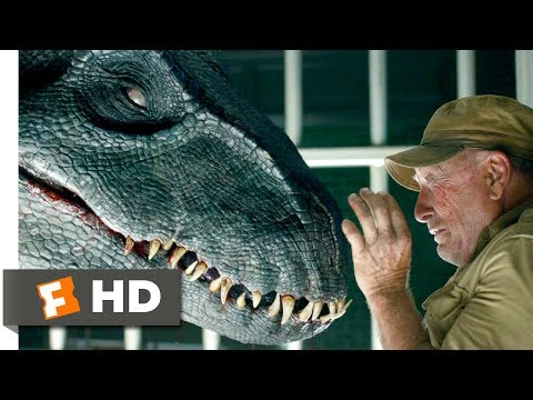 Jurassic World: Fallen Kingdom (2018) - The Jaws of the Indoraptor Scene (7/10) | Movieclips