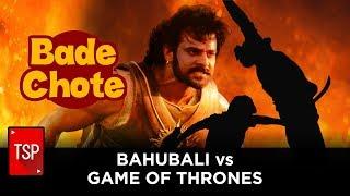 Video TSP Bade Chote || Bahubali vs Game Of Thrones MP3, 3GP, MP4, WEBM, AVI, FLV April 2018