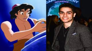 Disney has finally revealed the actor who will play the title character in Guy Ritchie's live-action reboot of Aladdin.