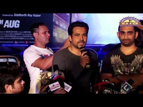 Emraan Hashmi Held Special Screening Of Movie Raja
