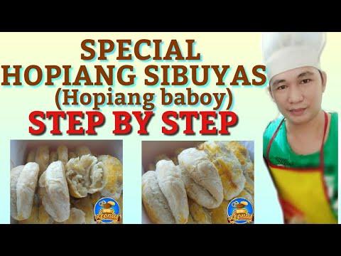 SPECIAL HOPIANG SIBUYAS (HOPIANG BABOY) By LEONELJORDANCRUZ