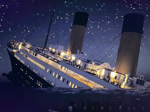 Titanic History/The Terrifying story of Titanic's Final moments!