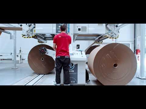 Video: Kde zpracují přes 150 km vlnité lepenky denně?