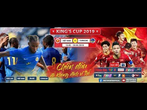 FULL | VIỆT NAM - CURACAO | CHUNG KẾT KING'S CUP 2019 | NEXT SPORTS - Thời lượng: 3:13:41.