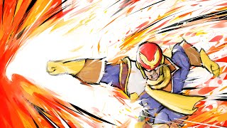 Landed the Sacred Combo in Smash 4! Check it out