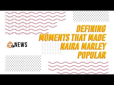 Defining Moments That Made Naira Marley Popular | Notjustok-TV NEWS