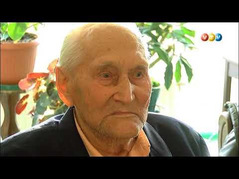 Valmierietis Jānis Rozenblats atzīmē 101.dzimšanas dienu