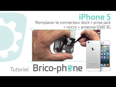 comment reparer antenne iphone 3gs