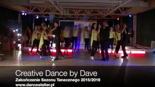 Creative Dance na Zakończeniu Sezonu Tanecznego