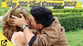 Nonton Top 500 Thai Dramas 2018 Film Subtitle Indonesia Streaming Movie Download