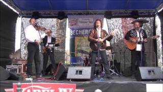 Video Jaromir Adamec & Cover band   Uragán   live Karlovy Vary 2015