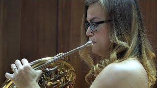 Příznivce komorní hudby potěšil hornový koncert