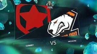GMB vs VP - Неделя 4 День 1 / LCL