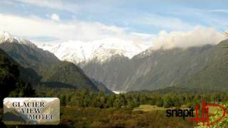 Franz Josef Webcam Friday 27th August 2010
