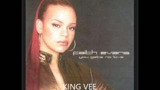 Faith Evans -  You Get No Love