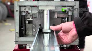 Light Gauge Steel Wall Design, Engineering, Fabrication & Site Erection