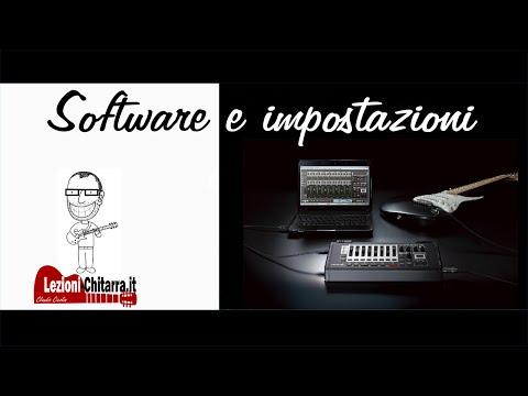 CHITARRA E COMPUTER IMPOSTAZIONI DEI SOFTWARE (PERCHE' LA CHITARRA NON SUONA??)