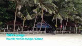 Palita Lodge Haad Rin The Full Moon Party Beach Koh Phangan Thailand