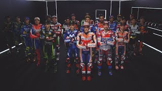 Video The rush, the speed, the will to win: This is MotoGP™ 2018 MP3, 3GP, MP4, WEBM, AVI, FLV Maret 2018