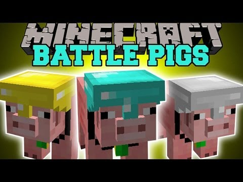 pets - The Pig Companion Mod adds fighting pigs into Minecraft! Enjoy the video? Help me out and share it with your friends! Like my Facebook! http://www.facebook.c...