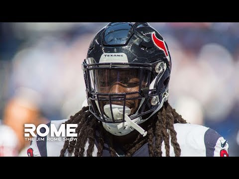 Video: Jadeveon Clowney Trade PROVES The Texans Are DESPERATE | The Jim Rome Show