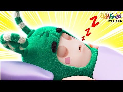 Oddbods   Sonno Magico   Cartoni Animati Divertenti per Bambini видео